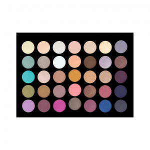 "35 Colour ""Back to Basics"" Eyeshadow Palette"