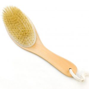 Curved Sisal Brush